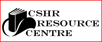CSHR Resource Centre