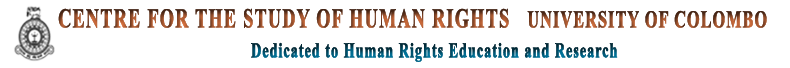 Centre for the Study of Human Rights