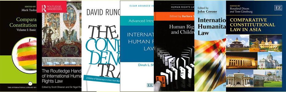 New arrivals at the CSHR Resource Centre